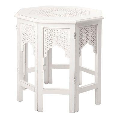 Octagonal Morrocan style table | ZARA HOME United Kingdom