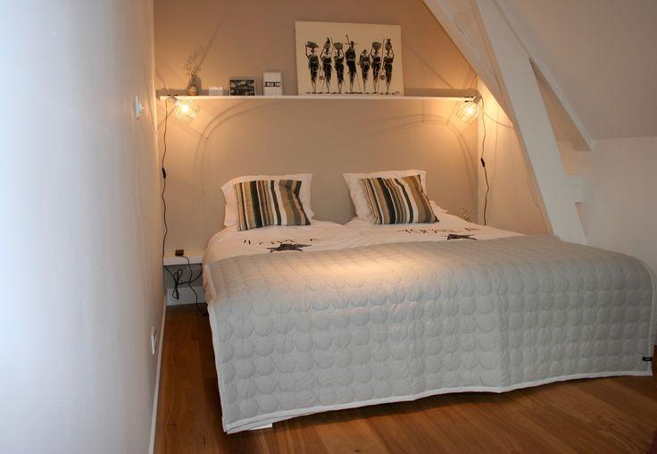 Apartment Amsterdam | Bath & Sleep | www.mvwdesignstudio.com