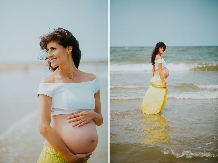 Scheveningen Pregnancy photography