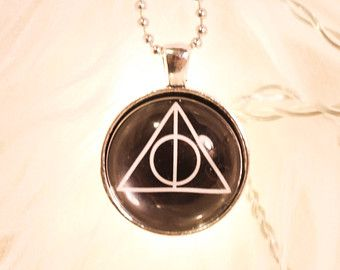 Antique Custom Pendants by Aelizza Designs! Check out my Etsy shop! :)  #aelizza #pendant #harrypotter #jewelry #custompendant #etsy #giftideas #greatgift #gift #always #gypsy #dealthyhollows #bff