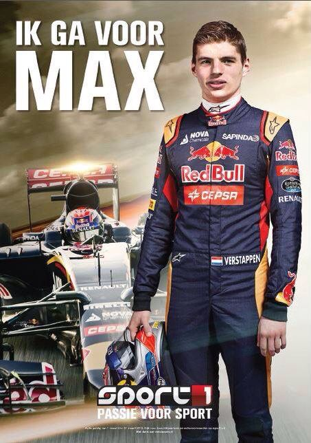 Ik ga voor Max