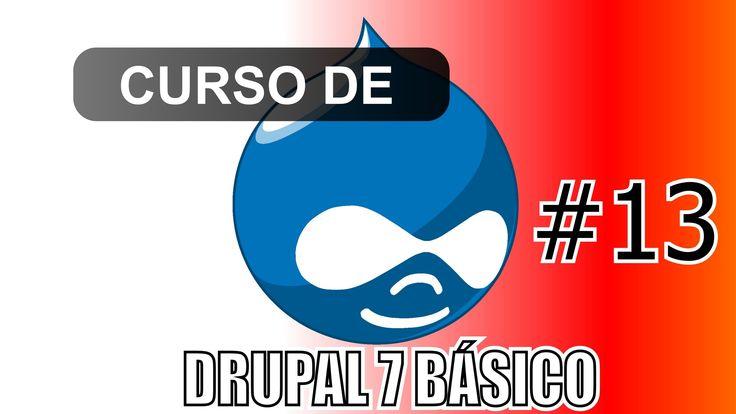 Curso de Drupal 7 basico clase 13 - Instalar editor de texto CKEditor