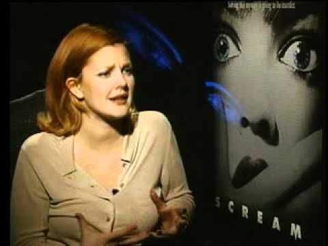 Scream - Drew Barrymore on Wes Craven