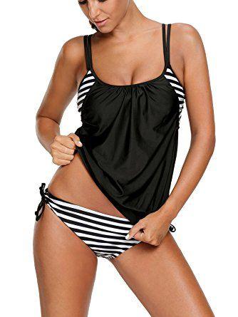 Image result for teens two piece swimwear nz tankini