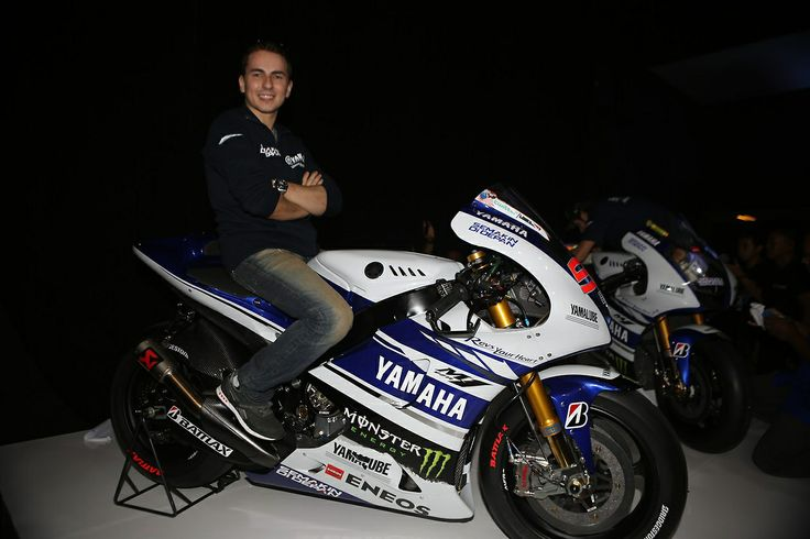 Yamaha Factory Racing Official Website - Photo gallery