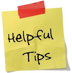I Cosmetici della Patty: Helpful tips: consigli utili (almeno spero).