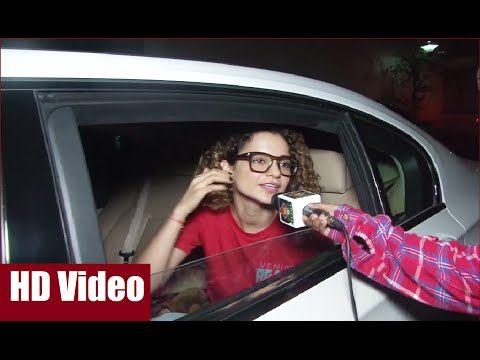 Kangana Ranaut's reaction after watching Amitabh Bachchan's PINK movie.  #kanganaranaut #amitabhbachchan #pink #bollywood #bollywoodnews #bollywoodnewsvilla