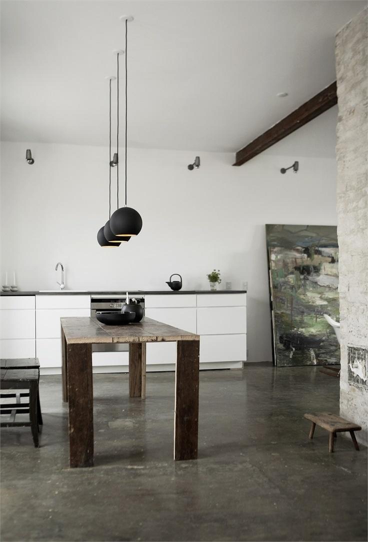 Concrete Floors Kitchen 17 Best Images About Concrete Floors On Pinterest Texas Homes