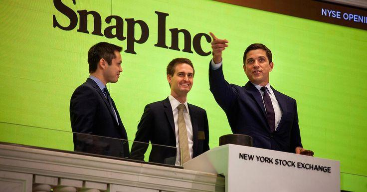 We bought Snapchat parent on the IPO, legendary investor David Tepper says #AppleNews #TechNews