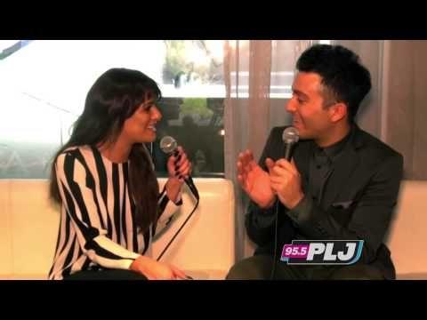 ▶ INTERVIEW: Lea Michele Talks Jimmy Fallon, Crazy Press Schedule