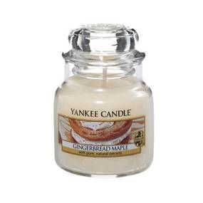 Yankee Candle Gingerbread Maple Small Jar