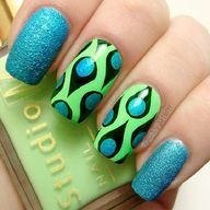awesome alygaterrr #nail #na
