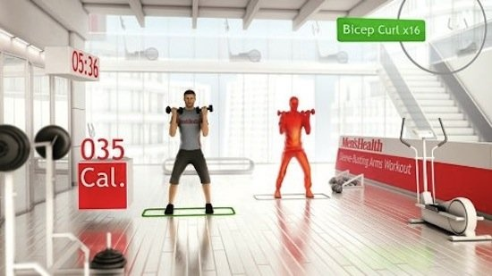 Fitness games for your 2012 healthy resolutions!  #video_games #games #health #exercise #fitness #2012 #new_year #resolutionFit Body, Fit Games, Fit Videos, Fitness Videos, Arm Workout, Workout Fit, Videos Games, Workout Pin, Weights Loss