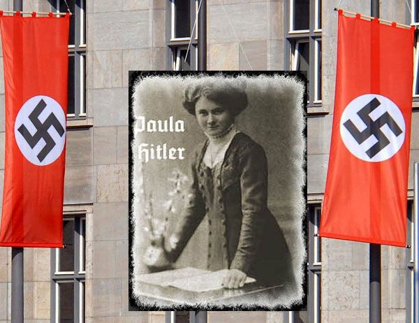 Paula Hitler El Día D de la Segunda Guerra Mundial: el desembarco de Normandía Para ver todas las fotos haz click aquí Paula Hitler era la hermana menor del dictador Hitler y la única que junto a él llegó a la...