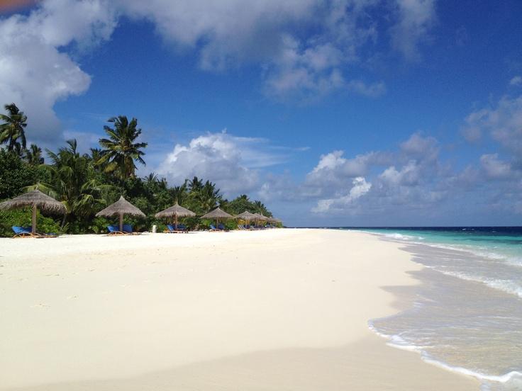 Was für ein toller Morgen :) so sollte jeder Tag beginnen ;) #maledives #robinson-club #ghaf-alif-atoll