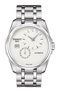 TISSOT COUTURIER AUTOMATIC SMALL SECOND