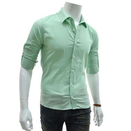 EVN Рубашка мятного цвета