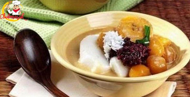 Resep Aneka Kolak Spesial, Kolak Ala Minang, Menu Berbuka Puasa, Club Masak