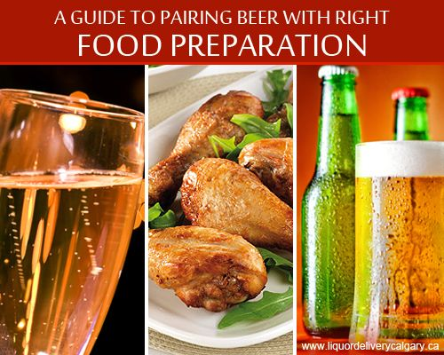Serve your guests with the best #beer and #food combination by ordering for the best drink with the service of Calgary liquor delivery. Read this blog @ http://www.liquordeliverycalgary.ca/blog/a-guide-to-pairing-beer-with-right-food-preparation/ to know about the pairing ideas.
