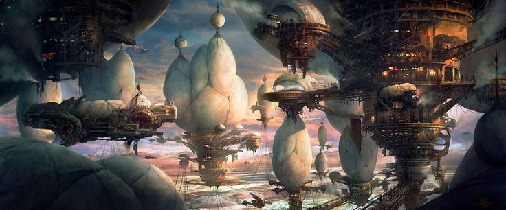 Airhaven - Mortal Engines