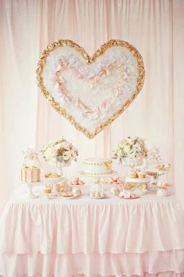 Gorgeous Pink and Gold Party
