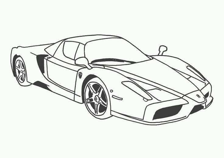 coloriage voiture ferrari coloriage cars coloring pages 1973 Ford Mustang Dark Green coloriage voiture ferrari coloriage cars coloring pages coloring pages et free coloring pages