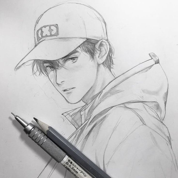 Pin by Njsb AlSha on Drawings | Anime drawings boy, Anime ...
