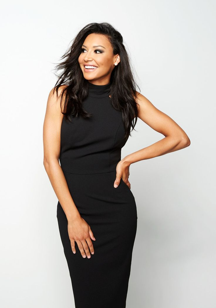 Naya Rivera photographed by Amanda Friedman for BuzzFeed News