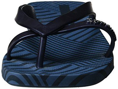 Ipanema Damen Fashion Kirey IV Fem Zehentrenner, Blau (Blue), 35/36 EU