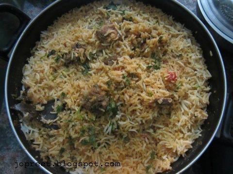 11 best biriyani images on pinterest cooking food indian indian kitchen ambur mutton biryani tamil muslim style forumfinder Gallery
