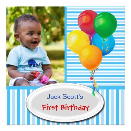 1788 best baby boy 1st birthday party invitations images on baby boy first birthday 1st colorful 525x525 square paper invitation card stopboris Gallery