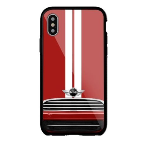 Mini-Cooper-Dark-Red-For-iPhone-X-New-8-8-7-7-6-6-6s-6s-5-5s-Samsung-Case