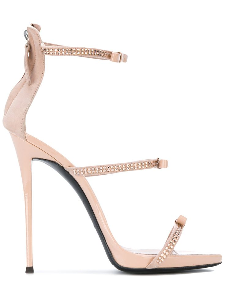 GIUSEPPE ZANOTTI DESIGN | Harmony Ribbon sandals #Shoes #GIUSEPPE ZANOTTI DESIGN