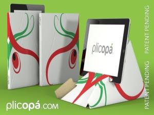 Plicopá with special art by Francesco Sportelli