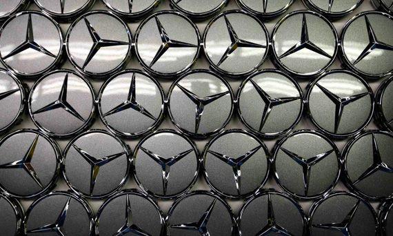 Логотипы Мерседес / Mercedes