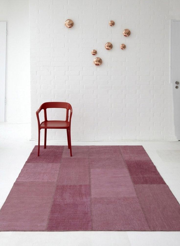 Est Magazine | Kinnasand |HEMP Plain Raspberry Styling.