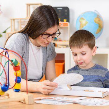 Juegos para desarrollar las habilidades de los niños.