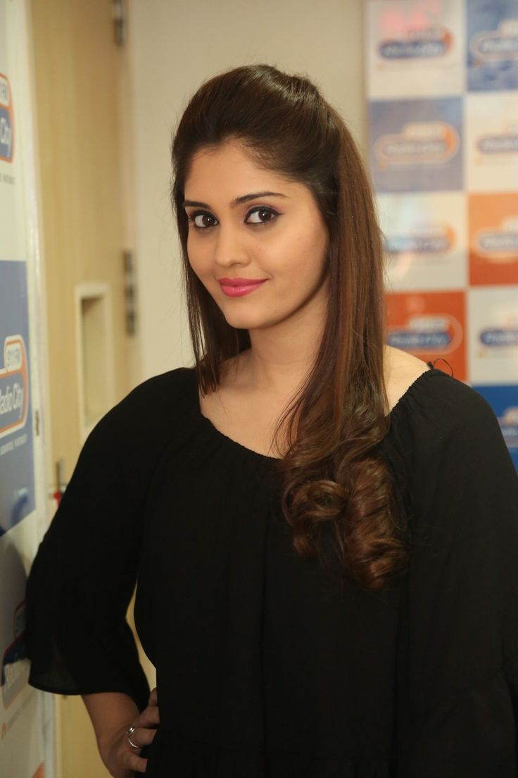 Actress Surabhi Latest Photos In Black Dress - Tollywood Stars