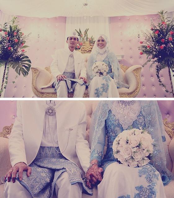 Malay Wedding  Syira  Fazlie