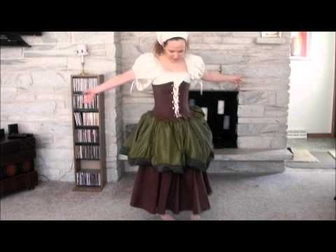 Cinderella Dress Broadway - YouTube The dress formation in this video is so amazing!