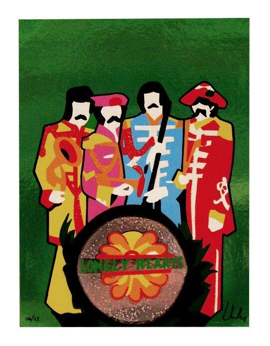 Marco Lodola, The Rockstars - The Beatles