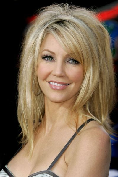 Heather Locklear Hair On Two And