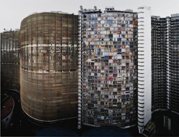 Copan  photo by Andreas Gursky, São Paulo 2002