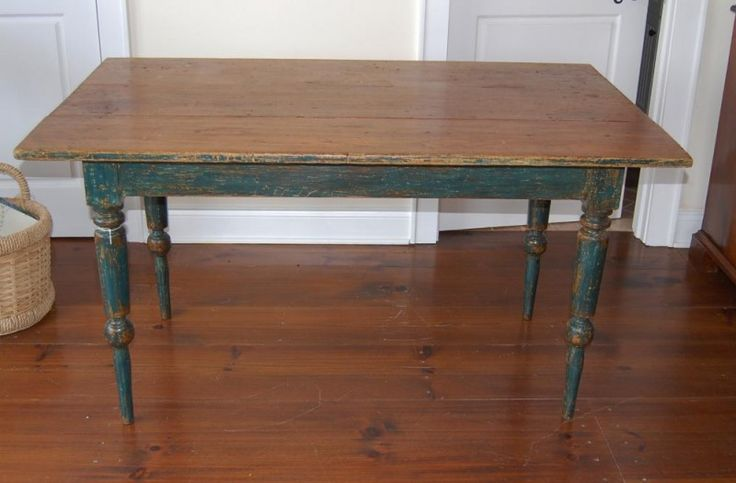 French Canadian Farm Table | Avery & Dash Collections