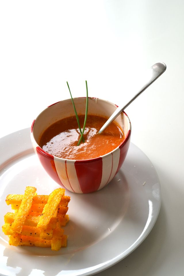 FOOD: POLENTA FRIES | Dinner Recipes | Pinterest