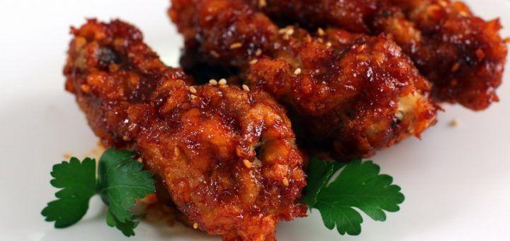 Resep Ayam Panggang Pedas Ala Korea