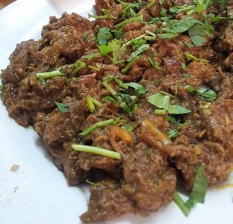 This is a one pot lamb dish with aromatic spices. An Indian version of lamb roast with a desi twist. Adjust heat as per your preference and give this recipe a try today.