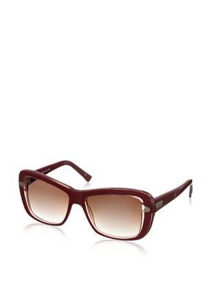 66% OFF Nina Ricci Women's NR3726 Sunglasses, Red