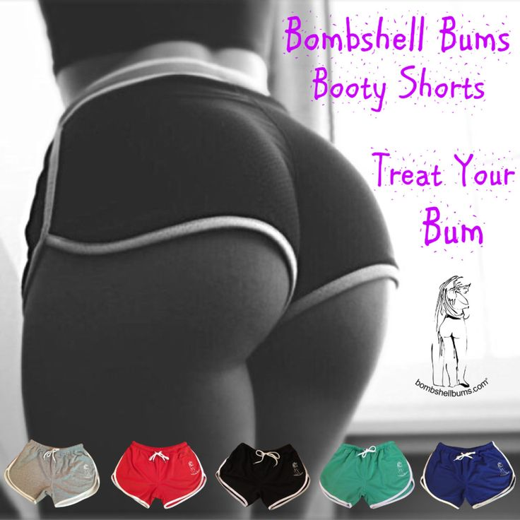 Booty Shorts by Bombshell Bums®. Available in a range of colors and sizes.http://www.bombshellbums.com/bombshell-bums-women-apparel-womens-wear/booty-shortsFREE SHIPPING WORLDWIDE! Bombshell Bums® the Booty Boutique.www.bombshellbums.com