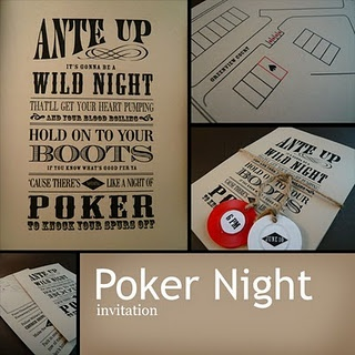 Old west poker night?  Maybe the Dirty Thirty Saloon.... Wild west invitation